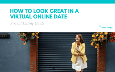 How to look great in a virtual online date - Virtual Dating Guide
