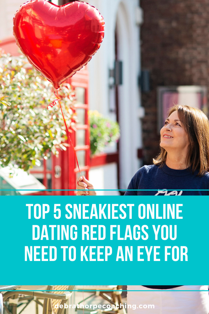 Top 5 sneakiest online dating red flags you need to keep an eye for