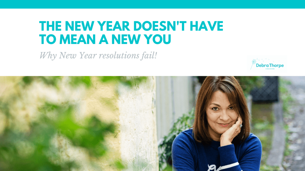 Why New Year resolutions fail