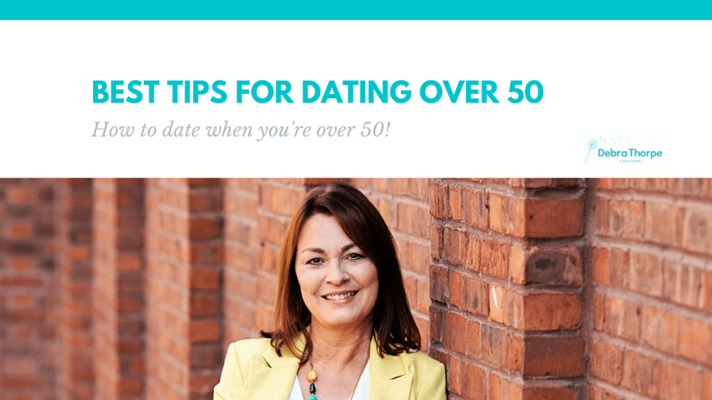 Best tips for dating over 50 - how to date when you're over 50