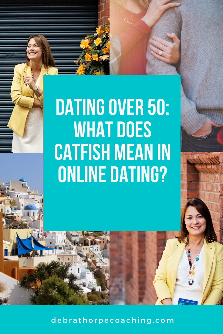 Dating over 50: What does catfish mean in online dating