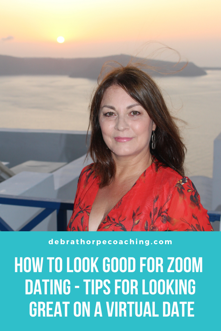 How to look good for Zoom dating - tips for looking great on a virtual date
