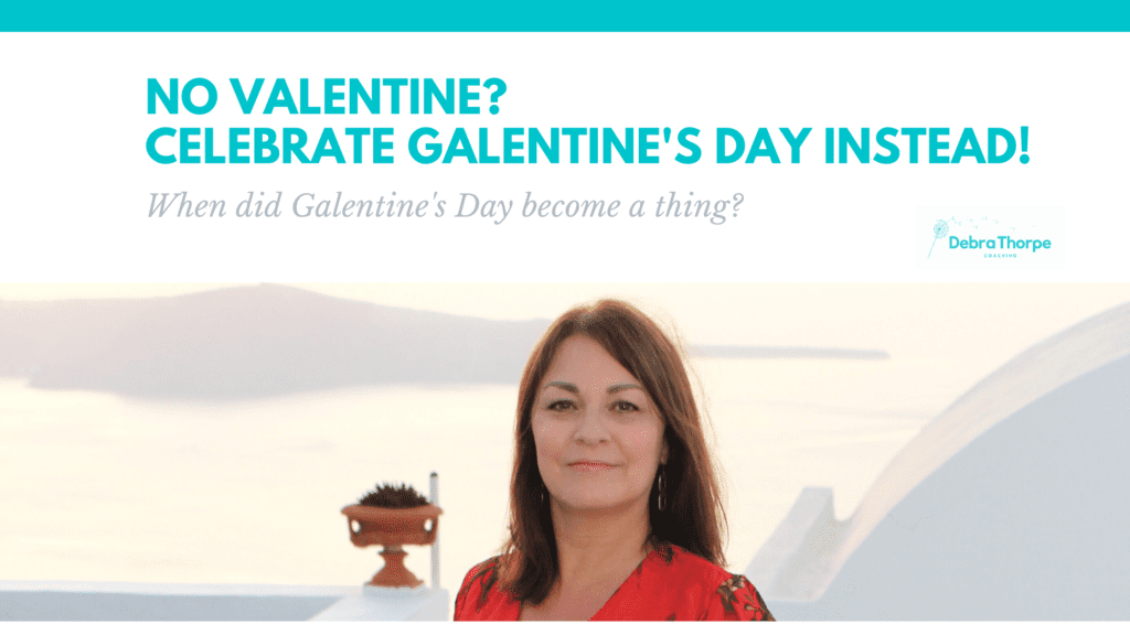 Celebrate Galentine's Day instead! When did Galentine's Day become a thing
